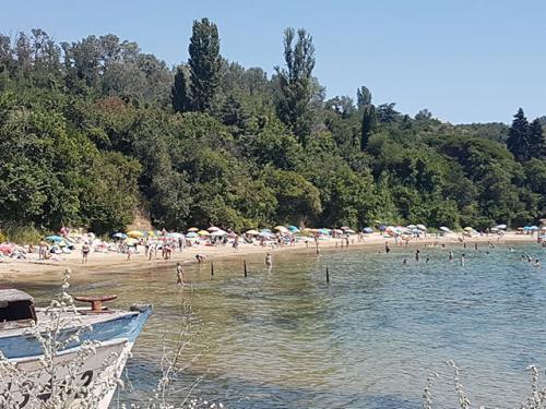 Почивка на море - Na more.info - Бунгало на траката