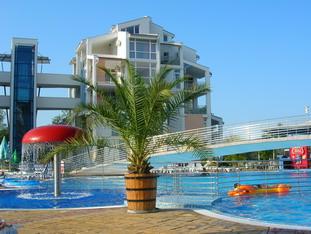Почивка на море - Na more.info - Луксозен студио апартамент в Сл бряг, 300м от плажа