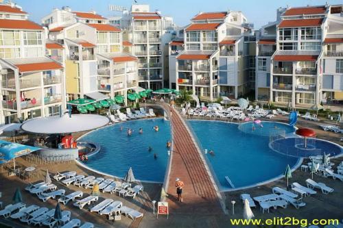 Почивка на море - Na more.info - Апарт Хотел Елит 2 Слънчев бряг апартаменти под наем до Какао Бийч - Cacao Beach