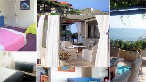 Почивка на море - Na more.info - Къщата с ВерандИ над плажа на романтичен залив